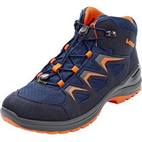 Lowa Innox Evo GTX Multifunction Shoes Low Quartercut Junior navy/orange